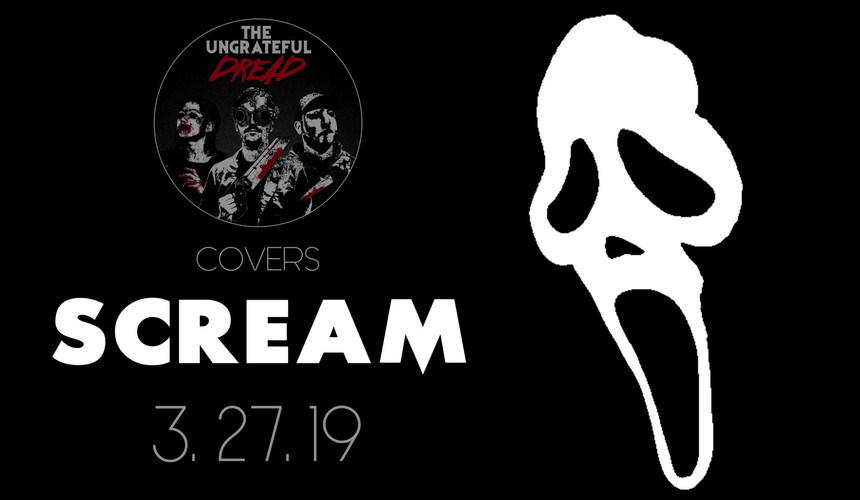 The Ungrateful Dread Scream Promo