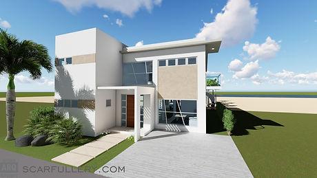 Villa en Playa