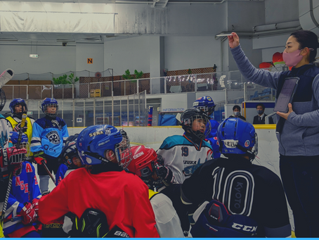 2021/6/5 - 6/6 Ice Hockey Camp@福岡