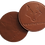 Thumbnail: TBW Leather Coasters 2 pack
