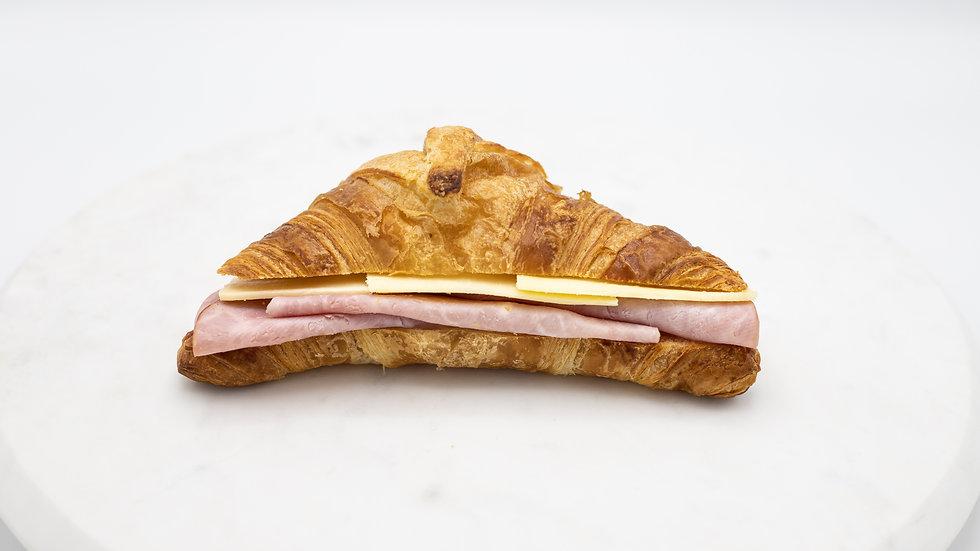 Ham & Cheese Croissants