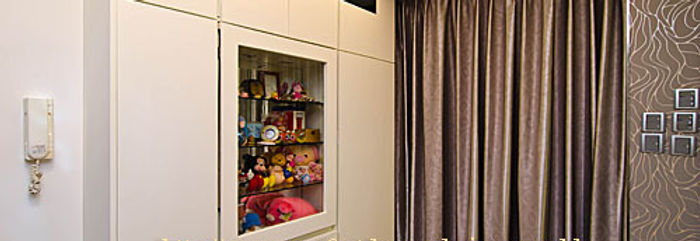 香港 西環 豐景閣 室內設計 裝修設計 裝修工程