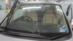汽車玻璃修補4