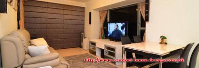 新界 東涌 海堤灣畔 室內設計 裝修設計 裝修工程