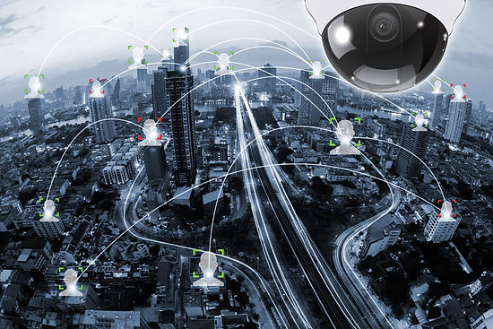 Digital Surveillance System (CCTV)