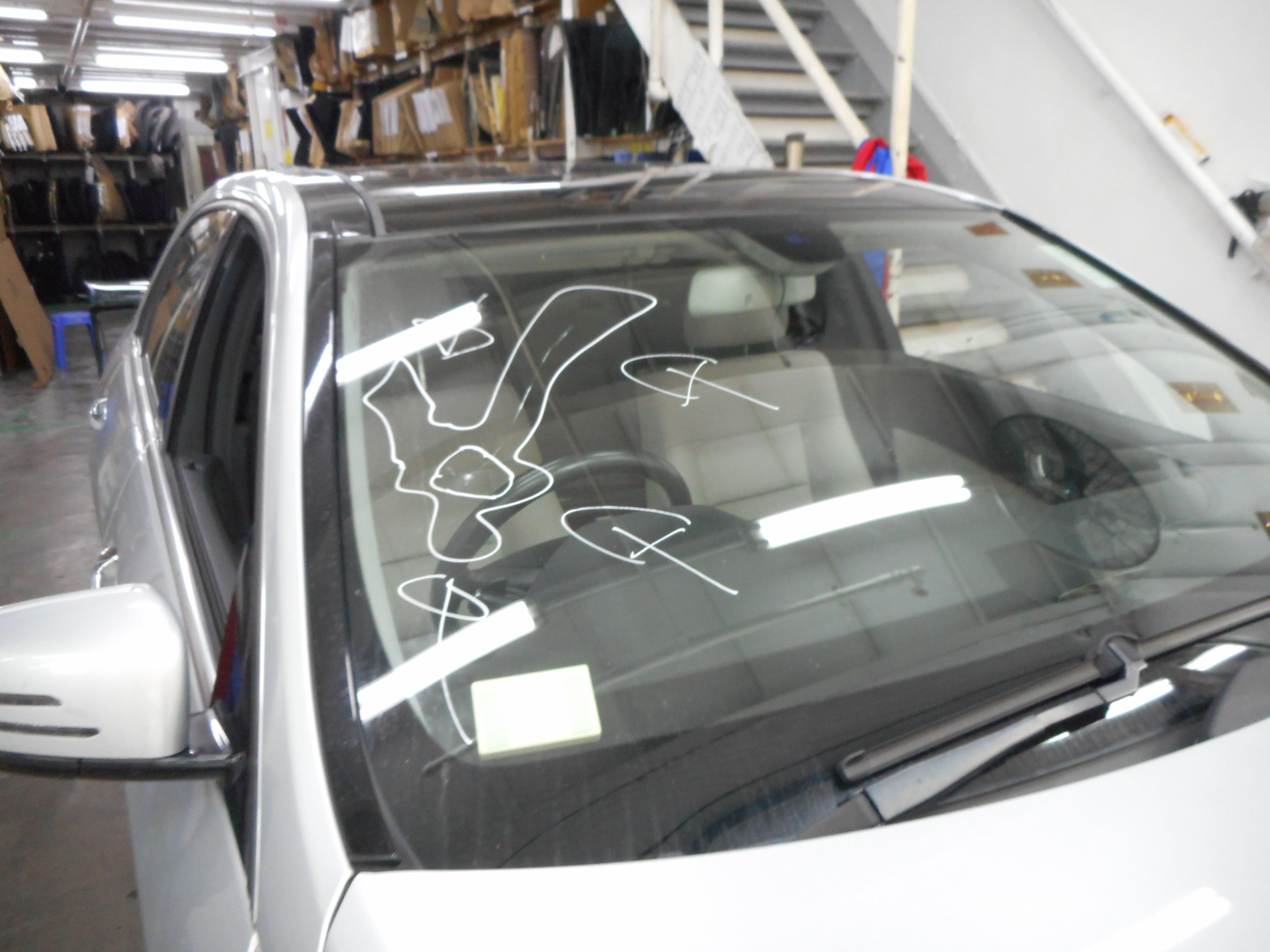 汽車玻璃修補5