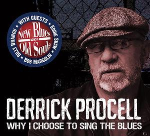 Derrick Procell, Billy Branch, Eddie Shaw, Bob Margolin