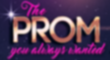 image with text 'the prom you always wanted' referring to perfect prom hair and makeup in south florida