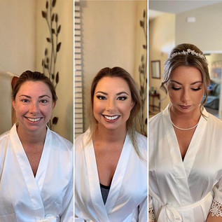 Before & After Hair & Makeup
