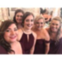 Bride tribe 🥂💋_▪️_▪️_▪️_▪️ #weddingmak