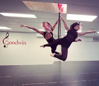 Aeiral Hoop Duo Showreel (Danse et Cirque)