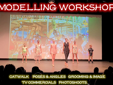 CALLING ALL MODELS! | MODELLING WORKSHOP | CATWALK | PHOTOSHOOTS | TV COMMERCIALS