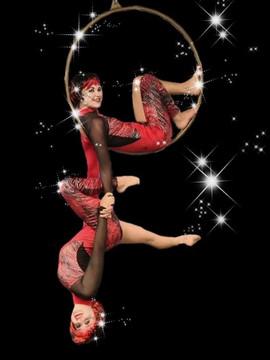 Danse et Cirque - Ground & Aerial Cirque Acts