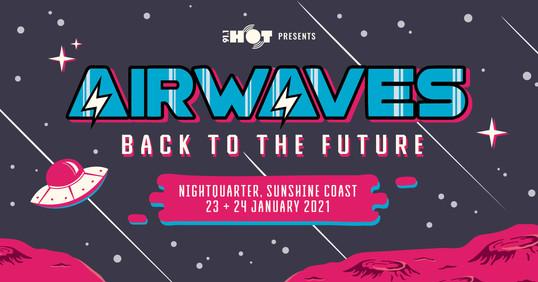 Performing at Airwaves 2021