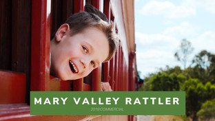 Mary Valley Rattler Commercial