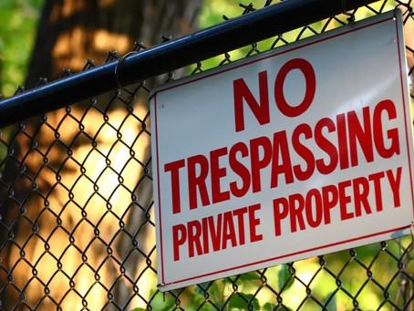 CA Penal Code 601: Felony Trespass