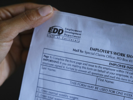 EDD Fraud in the US and California