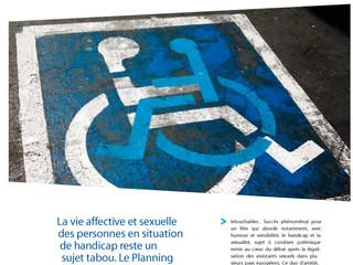Handicap - La parole à l'intime