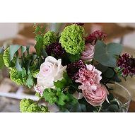 #お花の定期便 ・_マキエレフルールでは毎月花便として、毎月1〜2回お花をご自宅