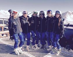 Varisty Blues Women's Team 2015