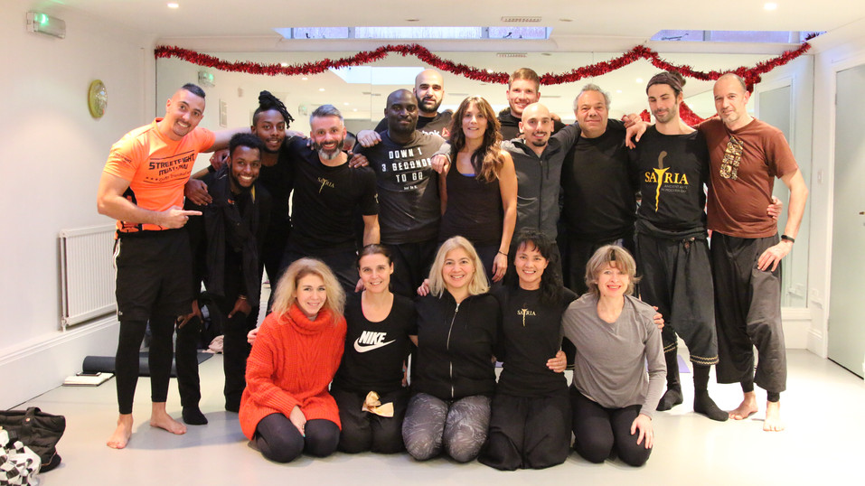 Satria Yoga Teacher Training UK