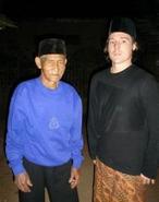 Pendekar Jumhi & Steven Benitez