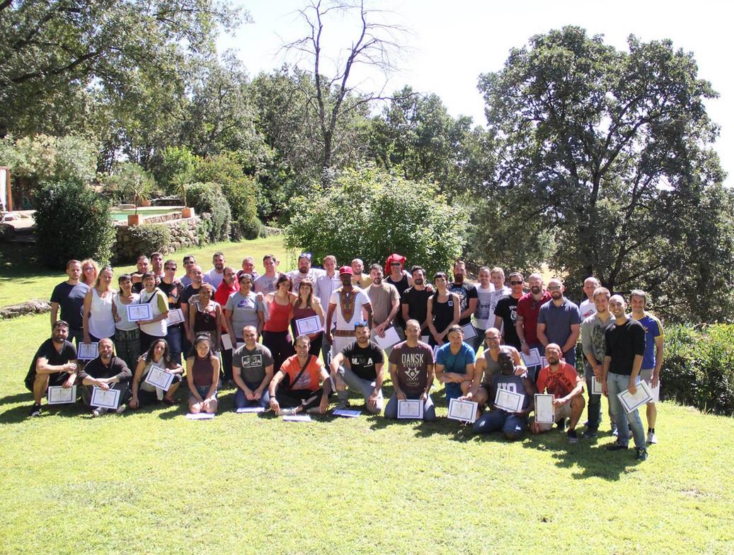Avila Training Camp