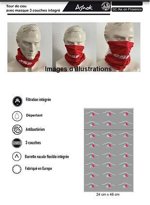 Tour du Cou Masque Sanitaire