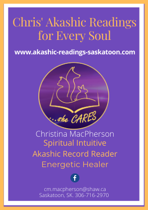 Chris Akashic readings