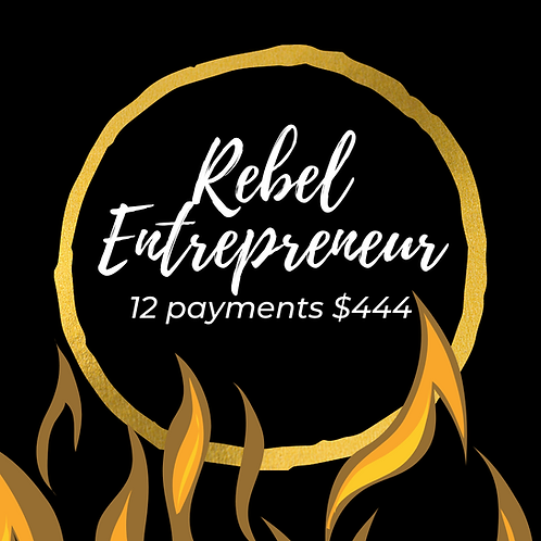 Rebel Entrepreneur 12