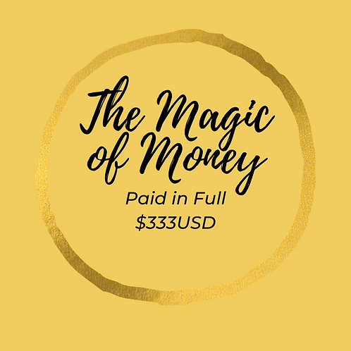 The Magic of Money