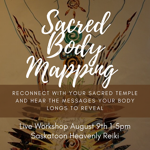 Sacred Body Mapping