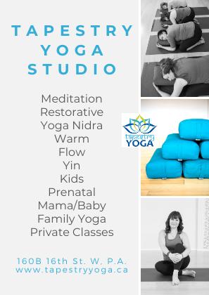 Tapestry Yoga