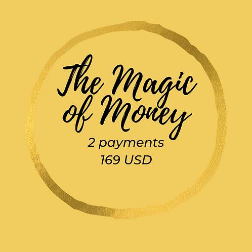 The Magic of Money 2 x $169