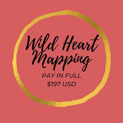 Wild Heart Mapping 4 Weeks Online
