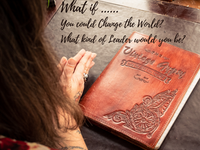 WHAT IF YOU COULD CHANGE THE WORLD