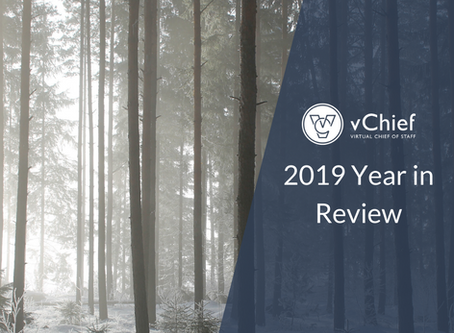 vChief's 2019 Year in Review