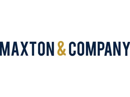 Client spotlight: Maxton & Company