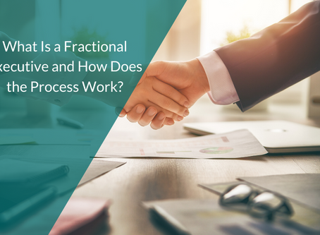 What is a Fractional Executive?