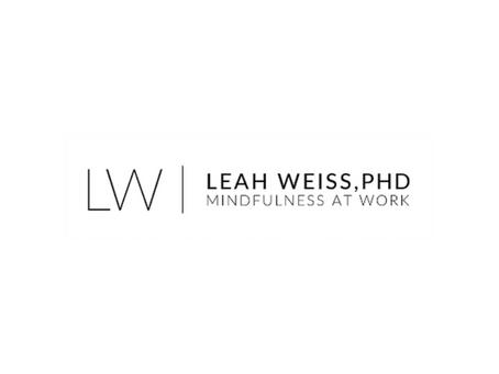 Client Spotlight: Leah Weiss, PhD