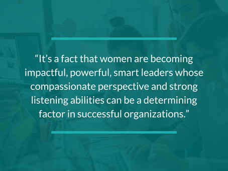 Launching Women Into Leadership Through the Chief of Staff Role