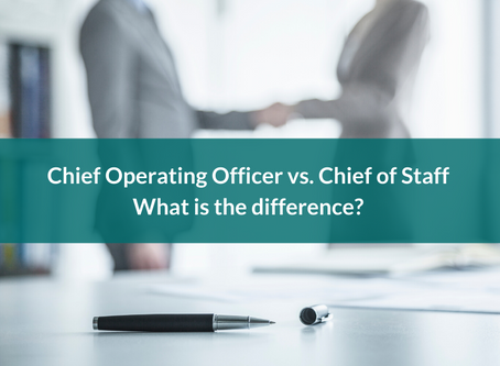 COO vs. COS - What is the difference?