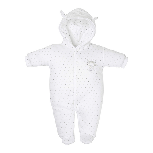 White Bear Pramsuit