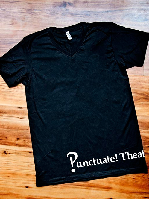 Punctuate V-Neck