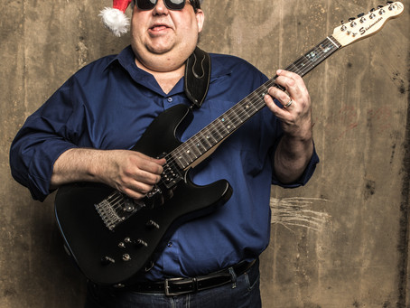 If Joey Stuckey was not a musician, he would be....