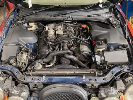 Jaguar S-Type overheating