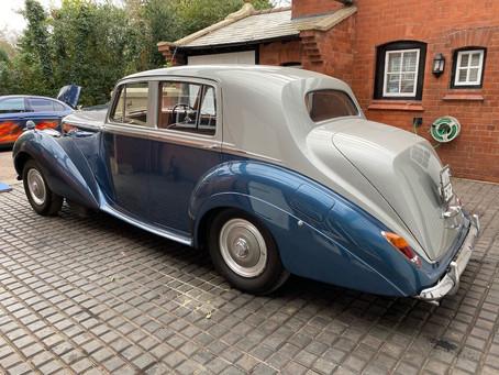 Bentley R-Type Inspection