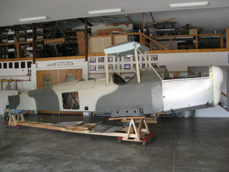 1930s Caudron C277 coming soon to the Inventory