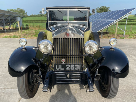 Rolls-Royce 20hp added to the Inventory
