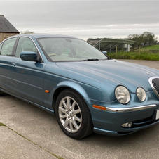 Jaguar S-Type 4.0